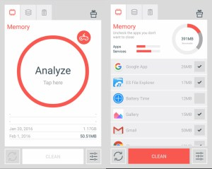 The Cleaner – Speed up & Clean your android phone