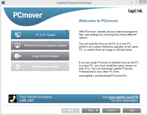 Laplink PCMover review – Move all programs, files, settings to new PC