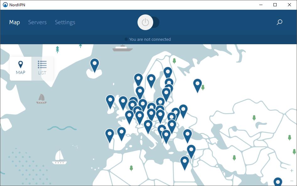 nord-vpn-locations
