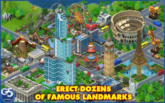 City Builder Games Android | Games World