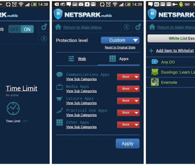 How To Block Porn On Android Netspark Parental Control App