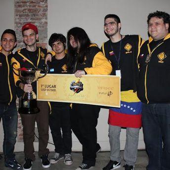 Foto Campeonato Regional SMITE 02