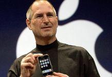 Steve Jobs y Primer iPhone