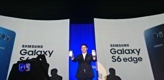 Galaxy S6 y galaxy S6 Edge en Perú
