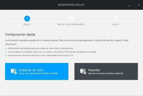 bitdefender wallet