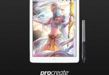 procreate 2.3 para iPad