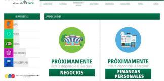 """""""APRENDE Y CRECE"""": La nueva web de Banco Azteca que revolucionará la educación financiera en el Perú"""