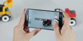 Galaxy S7 juegos