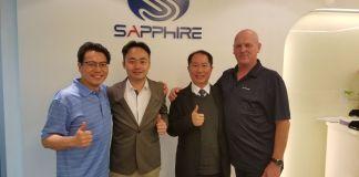 ASRock alianza tecnologica estrategica con SAPPHIRE