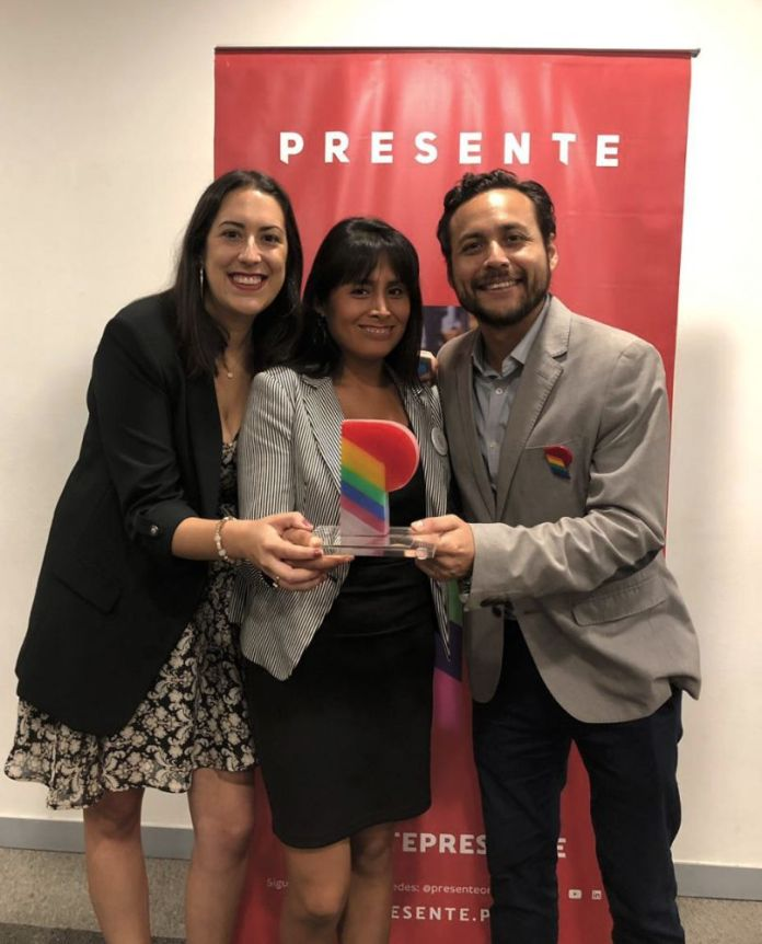 Atento Perú LGBT