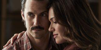 FOX Premium - This is Us 3 - Mandy Moore como Rebecca y Milo Ventimiglia como Jack Pearson (1)