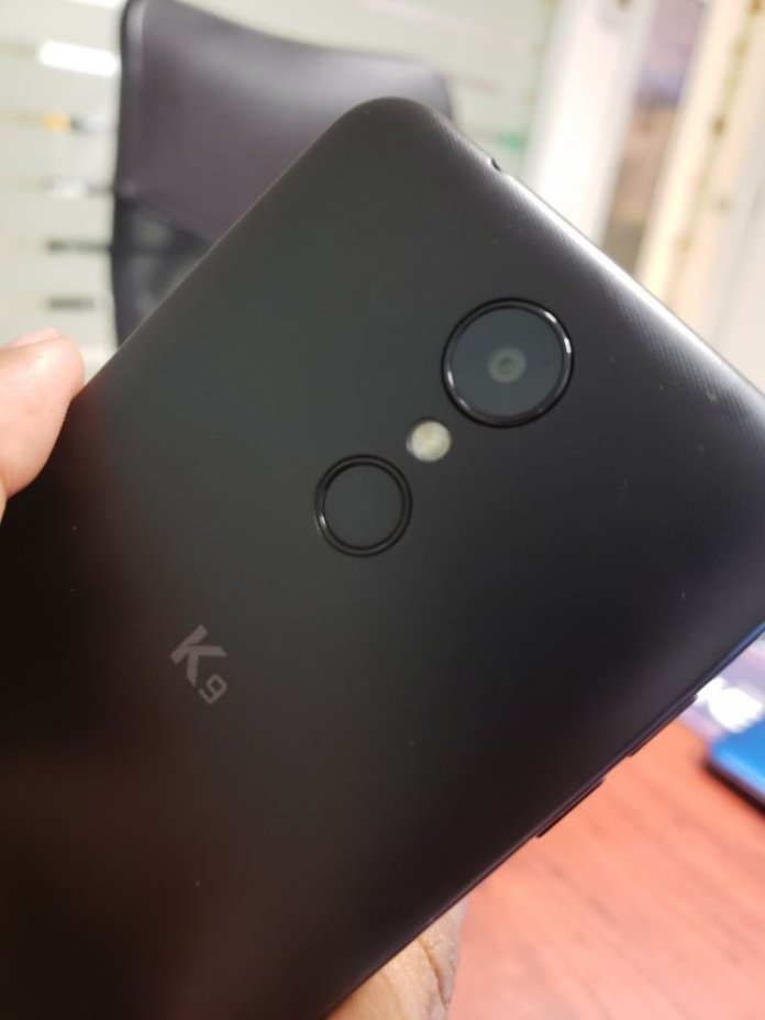 LG K9 review en español 2