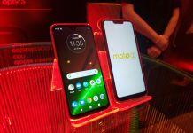Moto G7, Moto G7 Power y Moto G7 Plus en Perú