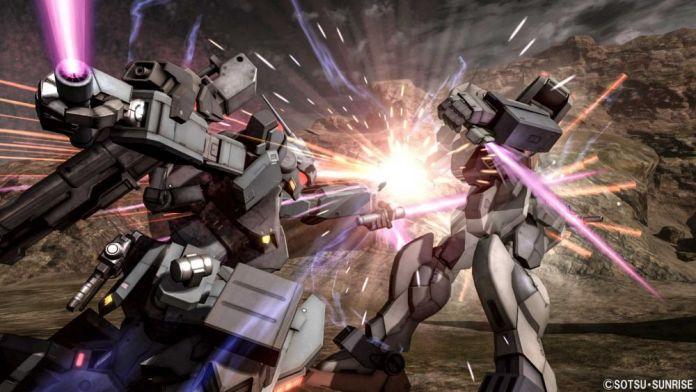 NP BNEA Mobile Suit Gundam Battle Operation 2 se prepara para aterrizar en América