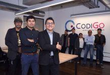 Victor Daniel De la Cruz Solo Coordinador Nacional de CODIGO con Mentores y Primera promoción de CODIGO en Lima