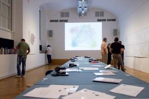 Timeline at MAK, Workshop