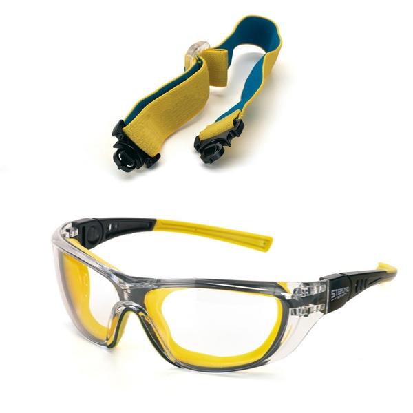 lunette masque de sécurité EPI équipement de protection individuelle  tunisie anti acide a8c584cccb27