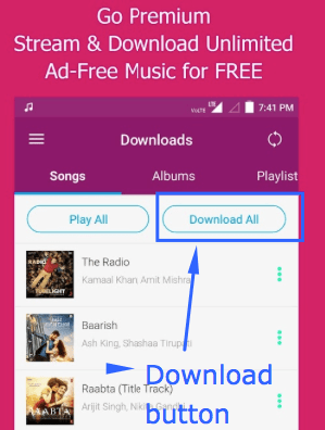 Top 7 Free MP3 Downloader Apps for Android | Legal HD Music Download