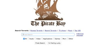 The Pirate Bay Mirror site & Proxy!