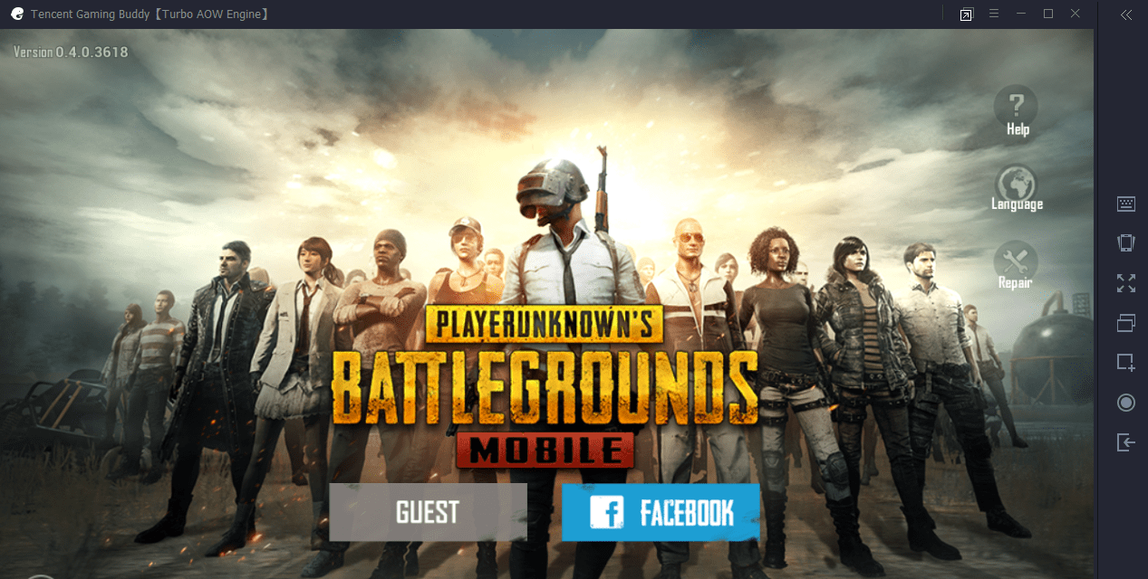 How to Play PUBG Mobile on PC & Laptop with Official Tencent