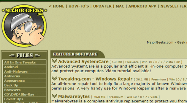 majorgeeks-best-freeware