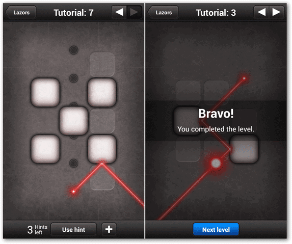 Puzzle games - Mobile Games