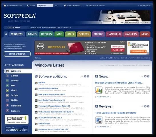 Softpedia Downloads