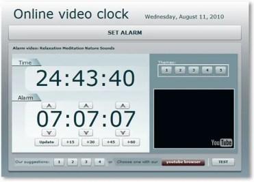 Top 15 Of The Best Online Alarm Clock