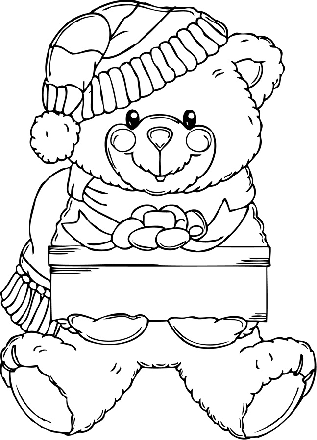 free printable teddy bear technosamrat