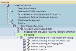 Copy Control in SAP SD - Configuration