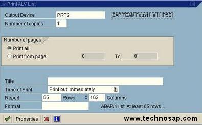 How to Configure Printer in SAP?