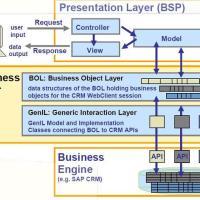 Sap Business Object Layer (BOL)