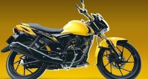 125cc Suzuki Bike SlingShot lovely alloy wheels