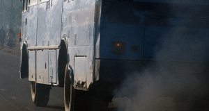 Air Pollution from Vehicles