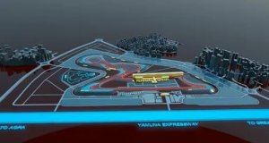 Formula One Race Track in India