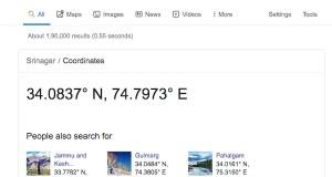 Google Latitude Longitude