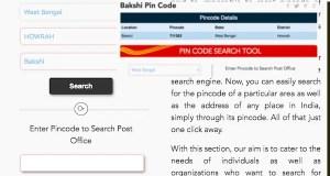 Reverse PIncode Search