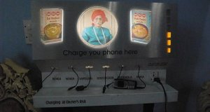 Typical Mobile Charges Stand in India