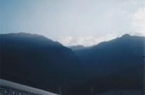 Beautiful Pahalgam mountains
