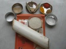 Thoder ghonta ingredients