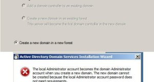 Create Active Directory Domain Controller