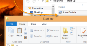 disable and add Startup programs