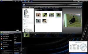 Download Windows 7 Black Themes