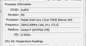 Monitor CPU Temperature