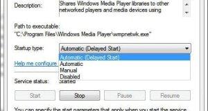 Delay Service Startup Windows