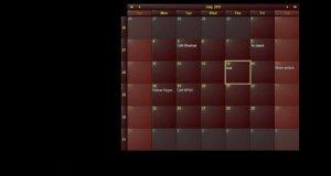 Free Calendar and To Do list organizer application for Windows
