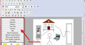 Free application to draw Network diagrams, UML, Flowcharts, Architectural designs, etc.