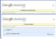 Google Print Spool