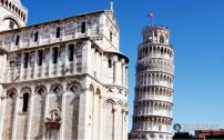 Leaning Tower of Pisa Free Download Seven Wonders of World Windows 7 theme