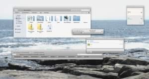 Mac OSX White Theme